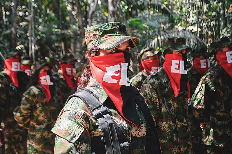 Desde que as Farc ingressaram na política institucional, o ELN passou a ser a maior guerrilha colombiana, com 2,3 mil membros