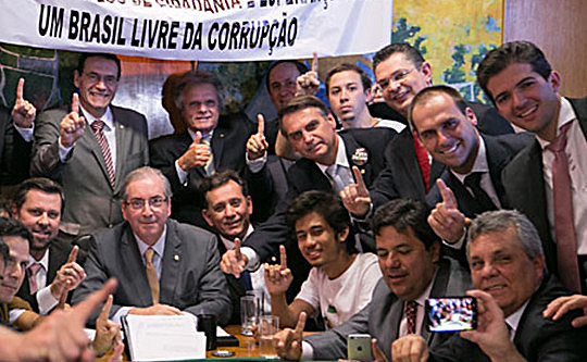 Empresários vinculados ao MBL estão propondo ações mais radicais contra os moradores de áreas pobres do Rio