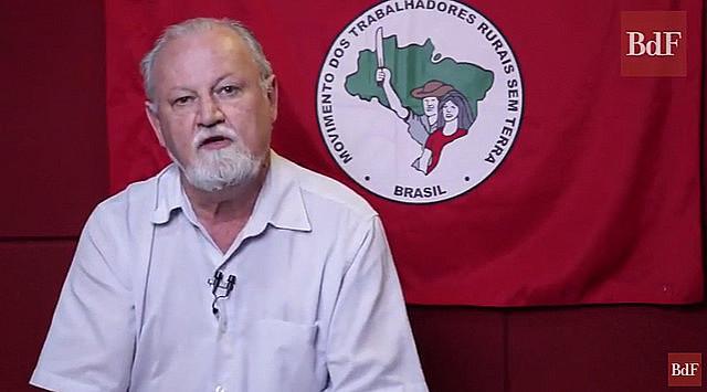 João Pedro Stedile spoke with Brasil de Fato on Tuesday