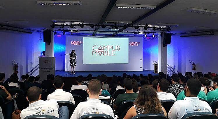 A Campus Mobile é uma feira de tecnologia que oferece mentoria de especialistas, palestras e maratonas de programação