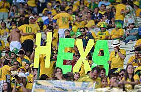 Segundo DataFolha, 53% da população demonstra desinteresse por Copa na Rússia