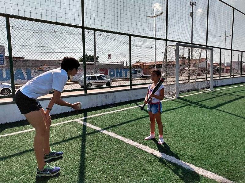 O projeto Softbol pela Igualdade, que teve início em agosto de 2019