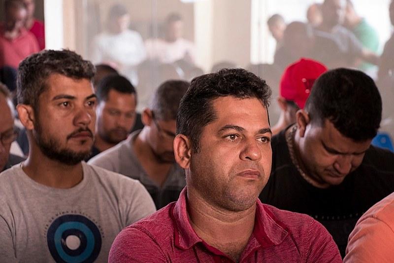 Na Mina Córrego do Feijão, trabalhavam 613 trabalhadores diretos da Vale, além dos terceirizados que não foram contabilizados