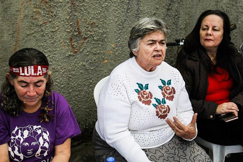 """""""Não devo me poupar enquanto tiver desafios para enfrentar"""", encoraja a ativista e advogada Irmã Cleide Fontes"""