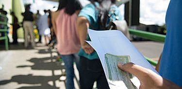 En Brasil, el voto es obligatorio a partir de los 18 años y hasta los 70