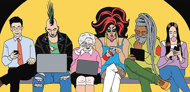 """O autor do livro """"Cidadania e Internet – entre a representação midiática e a representatividade política"""", Gustavo Barreto explica"""
