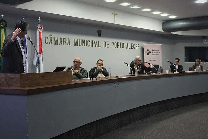 Reformas nas áreas da Saúde, Educação, Trabalhista, Previdenciária e Tributária foram tema do encerramento do seminário