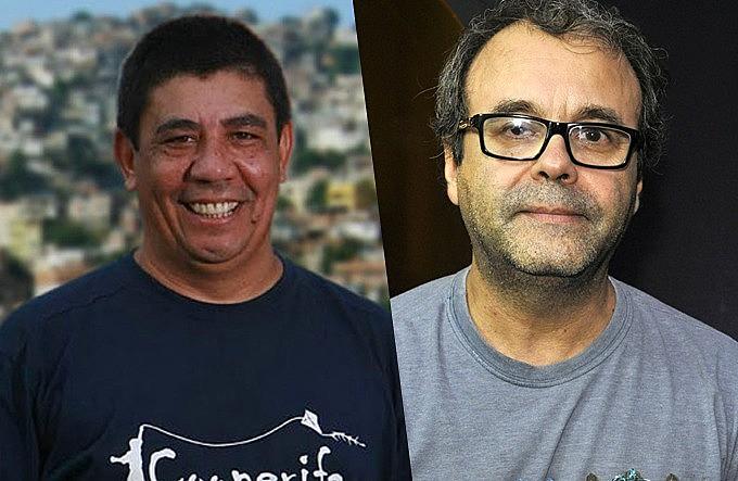 Poeta Sérgio Vaz e professor Sérgio Amadeu são os entrevistados da 15° edição do programa