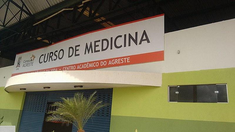 O campus da UFPE em Caruaru conta com aproximadamente 340 médicos do Programa sob sua coordenação