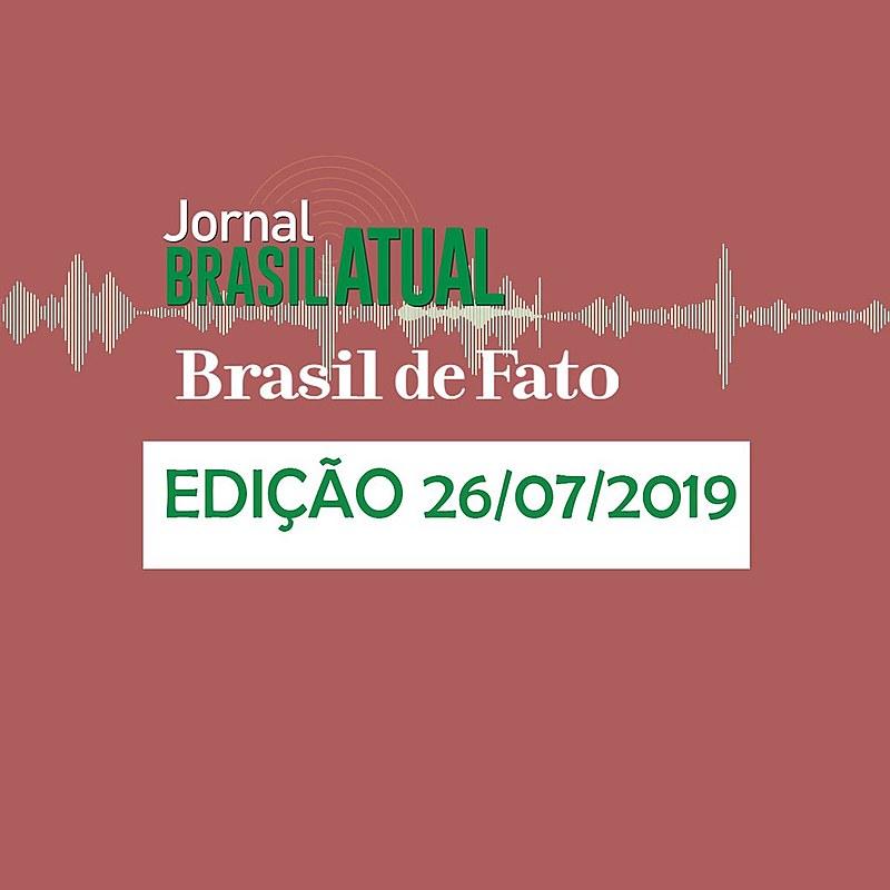 Programa vai ao vivo das 17h às 18h30 pela RBA na Grande São Paulo (98.9 MHz) e noroeste paulista (102.7 MHz) e Rádio Brasil de Fato