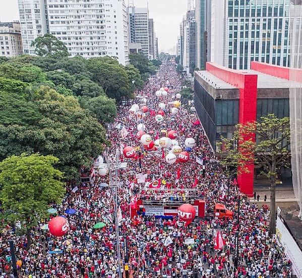No último dia 15 de março, manifestações ocorreram pelo país; na avenida Paulista (foto), ato reuniu 200 mil pessoas