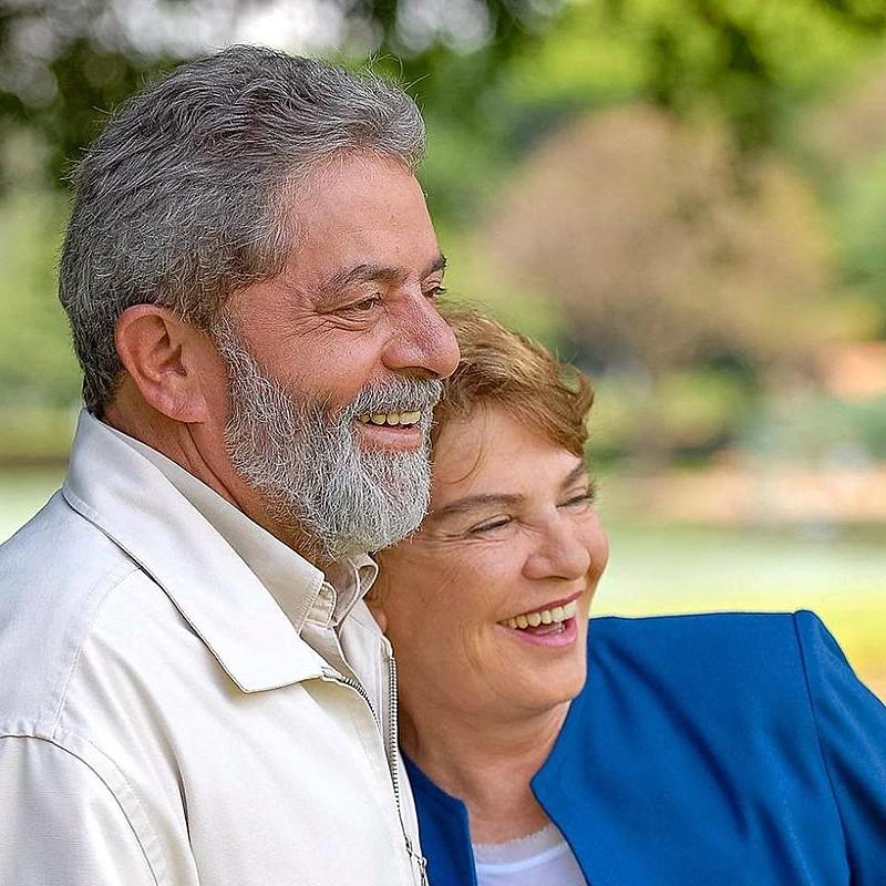 Lula y Doña Marisa estaban casados desde hace más de 40 años