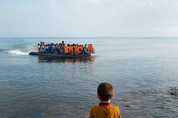 Unicef pede adoção de agenda de seis pontos para garantir a segurança dos refugiados.