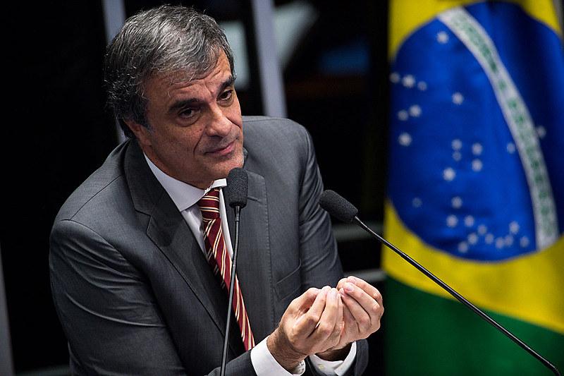 José Eduardo Cardozo no Senado em 2016
