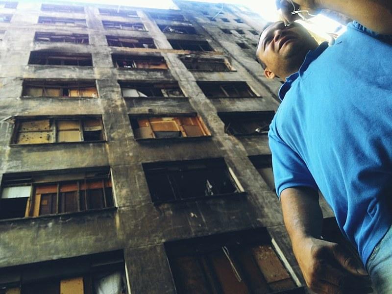 Treinamento com simulação de fogo foi feito três meses antes do incêndio que acabou com o 6º andar do prédio