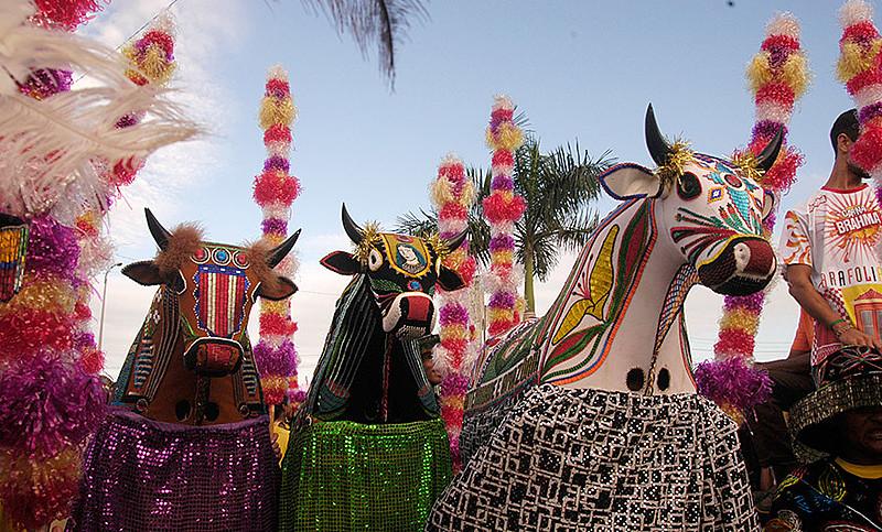 O Brasil possui cinco bens reconhecidos como Patrimônio Cultural Imaterial da Humanidade